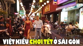 Tết Vietnam 2019 Việt Kiều về Sài Gòn đi đâu chơi?