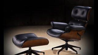 Обзор кресла оттоманки Eames lounge chair от магазина wowmarket.com.ua
