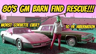 homepage tile video photo for I Bought The Cheapest And Worst Corvette In The USA (And Its Hooptie Cadillac Cousin)