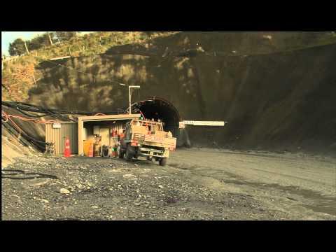 Waihi Gold Mining