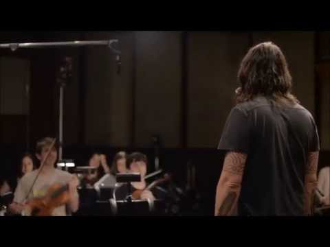 Making of I Am a River - Foo Fighters