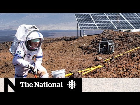 NASA's mock Mars mission training puts psychological limits to the test