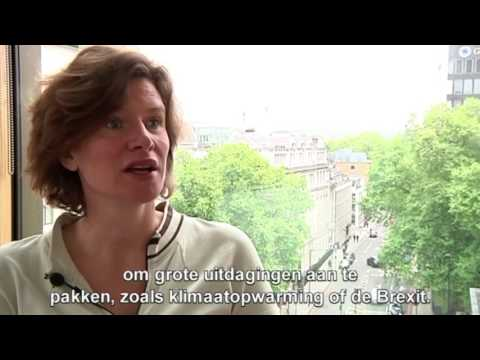 Mariana Mazzucato - Eredoctor UHasselt 2017