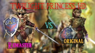 Twilight Princess HD VS Original: Everything You Need to Know and More!