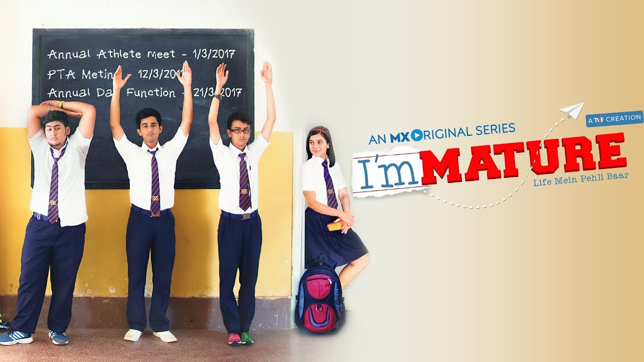 Immature | Official Trailer | MX Original Series | A TVF Creation | MX  Player - YouTube