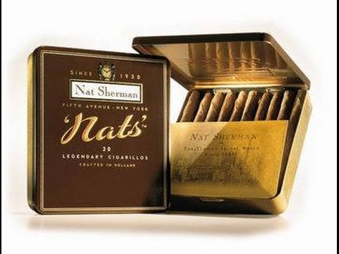 cheap cigar review nat sherman nat s cigarillos youtube