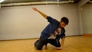 Танец под песню Медина (Jah Khalib)