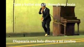 BRUNO MARS - GRENADE / SUBTITULADA (INGLES/ESPAÑOL)