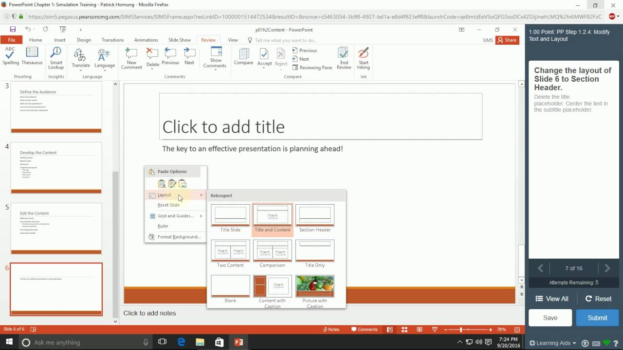 microsoft office 2013 powerpoint chapter 1