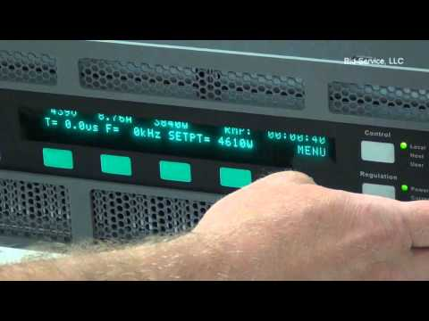 Advanced Energy Pinnacle Plus Power Supply #57666