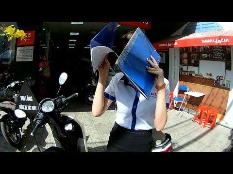 Mang Xe đi Bảo Dưỡng ở Yamaha Town Và Cái Kết | Nha Trang Motovlog