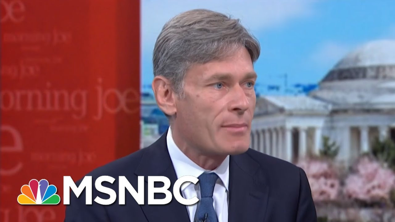 Midterms Are About Saving The US, Says NJ Candidate | Morning Joe | MSNBC