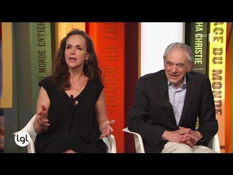 Rencontre entre René Urtreger et Agnès Desarthe