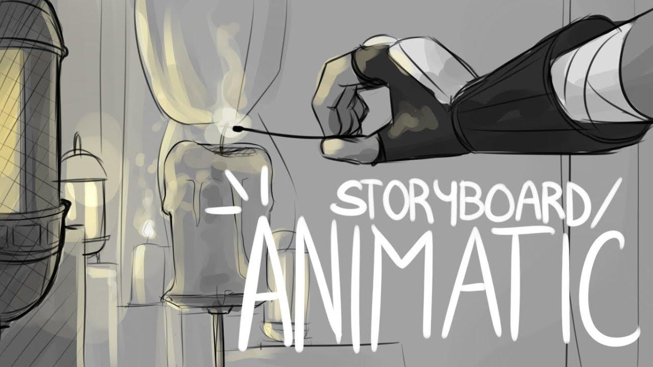Love like you - League of Legends (Animatic/Storyboard) - Hiya, everyone!