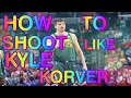 Kyle Korver shooting form NBA shooters break down how to shoot like Kyle Korver