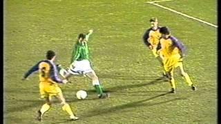 Northern Ireland 2 - 0 Romania - Phil Gray