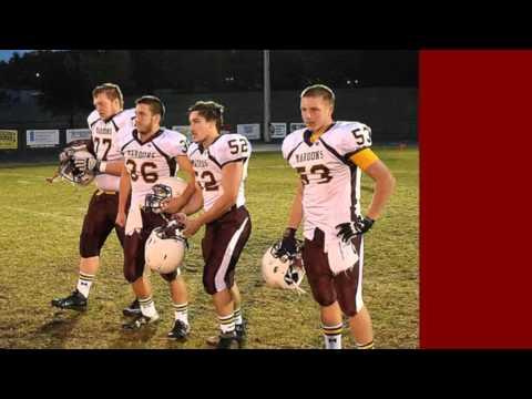 2015 Menominee Maroons Vs Grand Rapids West Catholic Falcons