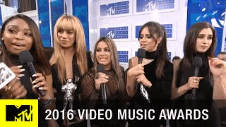 Fifth Harmony Win Song of the Summer! | 2016 Video Music Awards | MTV