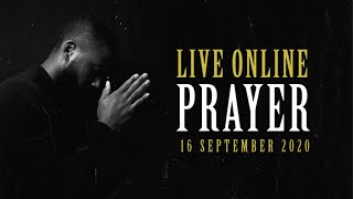 Live Prayer I 16 September 2020