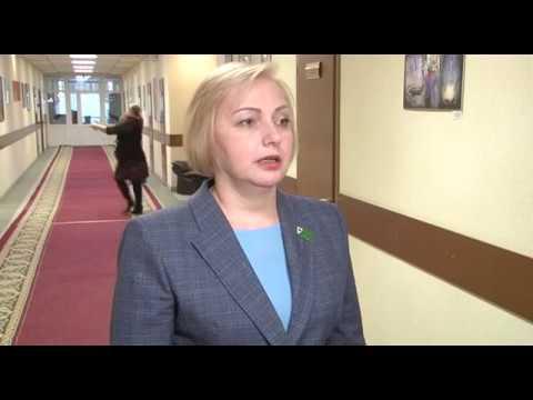 Елена Коротченко - председатель Думы г. Мегиона