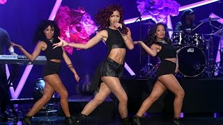 Repeat youtube video Natalie La Rose Performs 'Somebody' with Jeremiah