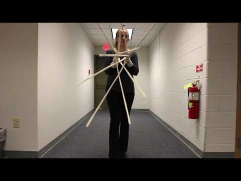 Reperformance: Rebecca Horn's Scratching Both Walls at Once