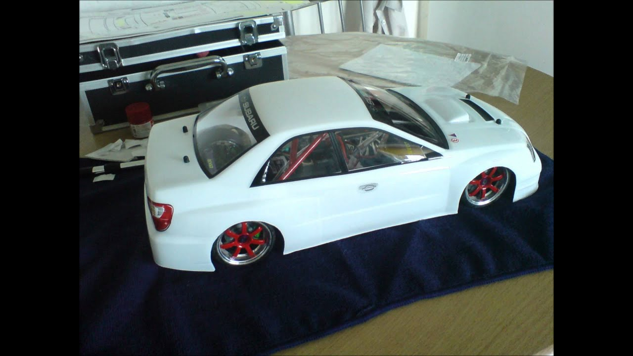 Rc Drift Car Progress Hpi Youtube