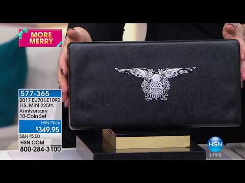 HSN | Coin Collector 10.01.2017 - 09 PM