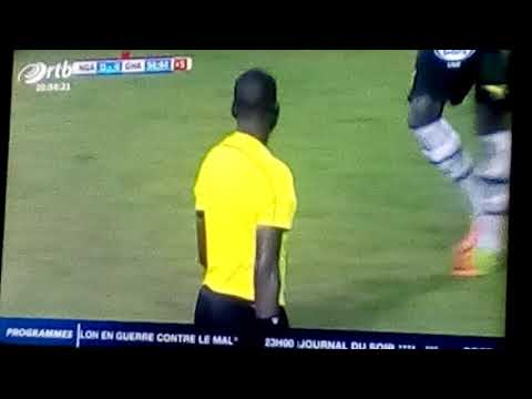 Nigeria 0 Ghana 4
