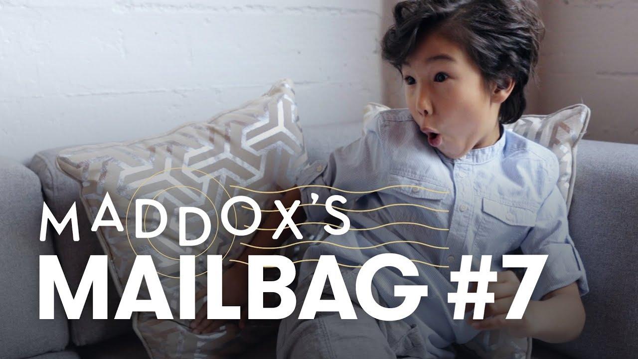 Maddox s Mailbag 7