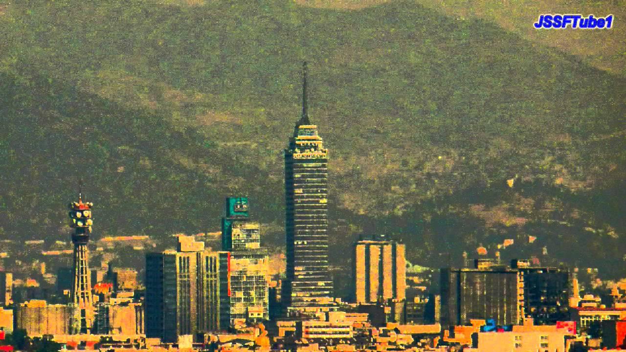 Mexico 20/Nov/2010, Aviones/Helos Y Paisaje Urbano