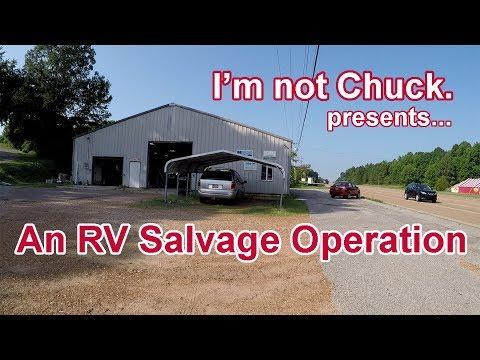 Hudson's RV Salvage