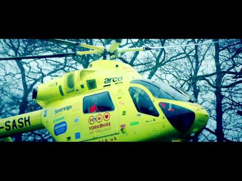 Yorkshire Air Ambulance Spinal Rescue