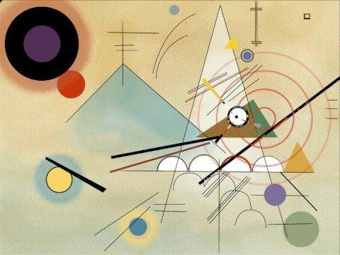Kandinsky's Composition VIII