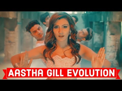 Aastha Gill Evolution (2014 - 2018)