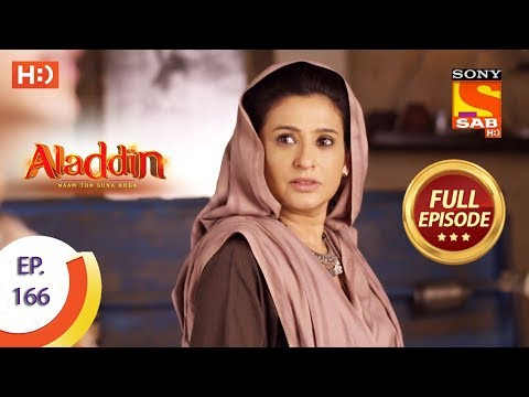 Aladdin - Ep 166 - Full Episode - 4th April, 2019