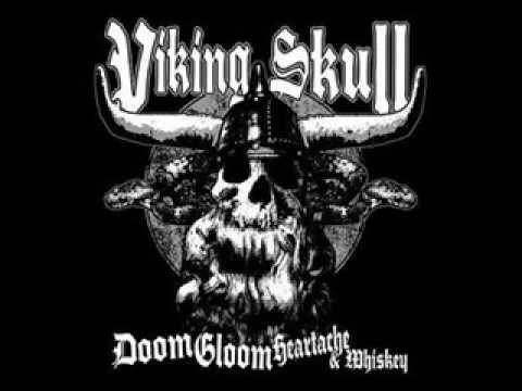 Start A War - Viking Skull