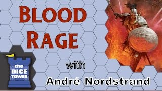 Blood Rage Review - with André Nordstrand