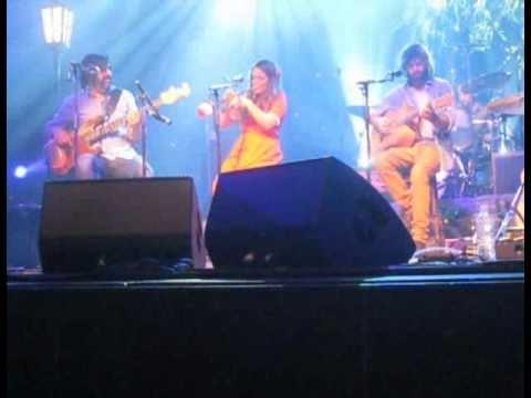 Angus & Julia Stone Mango Tree @ Moncrieff Theatre, Bundaberg
