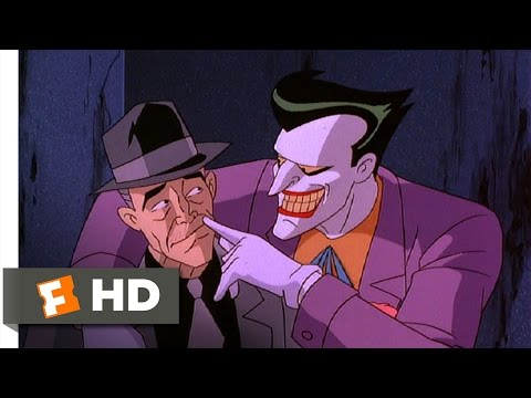 Batman: Mask of the Phantasm (6/10) Movie CLIP - Your Hands Are Just as Dirty (1993) HD