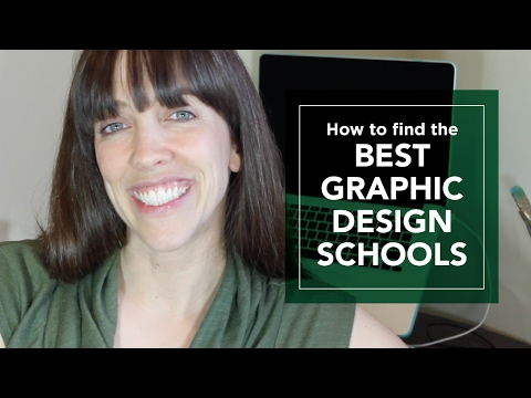 How to find the best graphic design school - Graphic Design How to