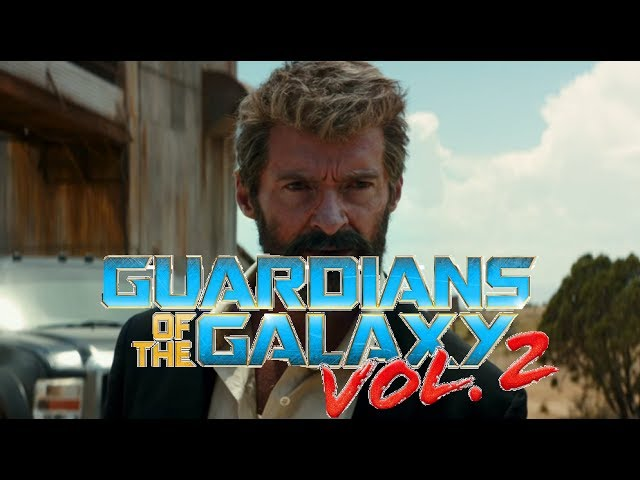 LOGAN (guardians of the galaxy vol 2 opening style)