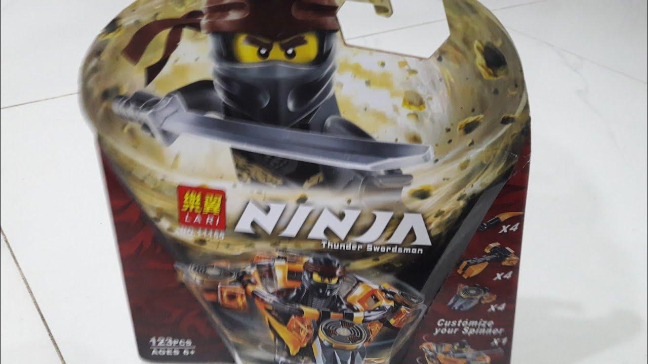 lego ninjago cole spinjitzu