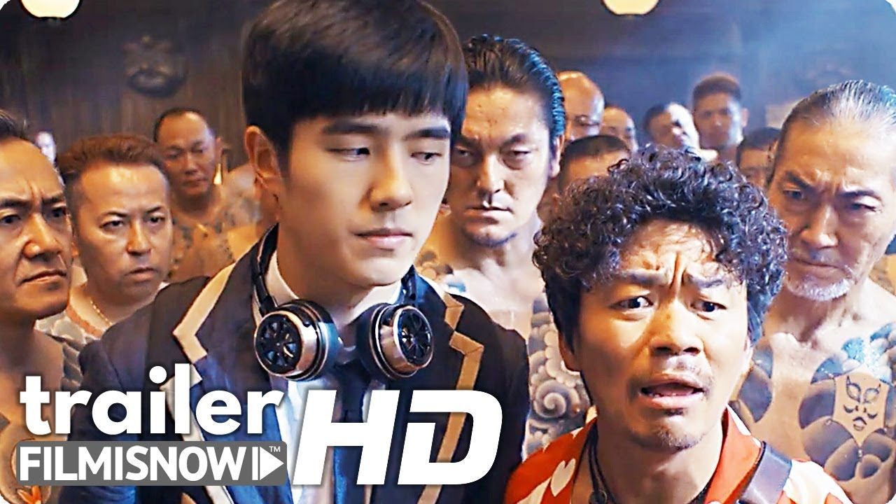 Download DETECTIVE CHINATOWN 3 (2020) Trailer | Tony Jaa Action Comedy Movie