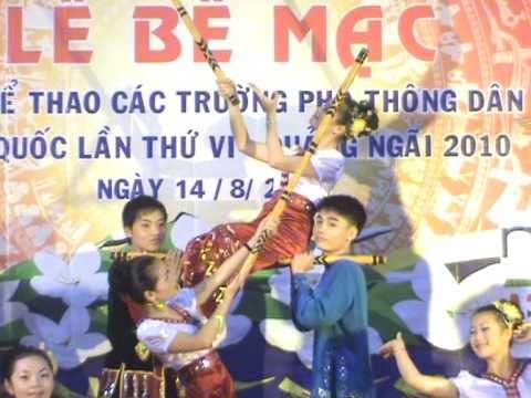 Trường THPT Dân Tộc Nội Trú Tỉnh Thanh Hóa ( Festival 2010 )
