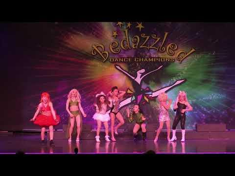 Divas - Musical Theatre Group, Bedazzled 2018
