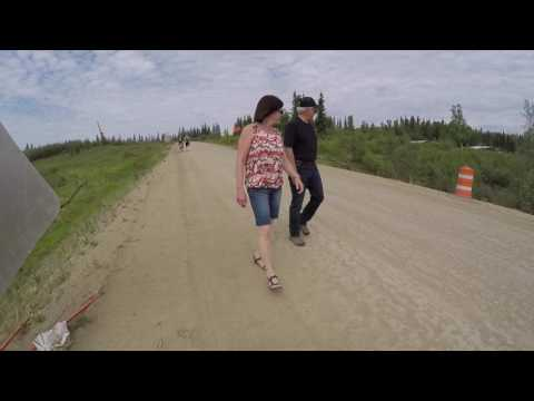 A Walk in Chicken Alaska
