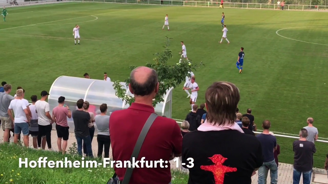 Hoffenheim Frankfurt 2017