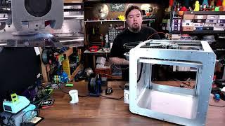 M3D Promega 3D Printer - Maybe - Chris's Basement