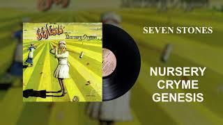 Genesis - Seven Stones (Official Audio)